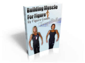 Figure Competitors Building Muscle