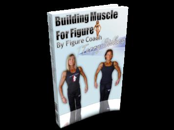 Figure Competitors Building Muscle