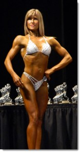 Laurie winning figure overall