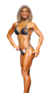 over 45 figure competitor stokes