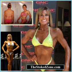 Stokes fitness fat loss training figure competitor